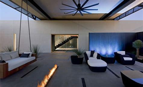 patio interior cincuenta ideas modernas para decorarlo