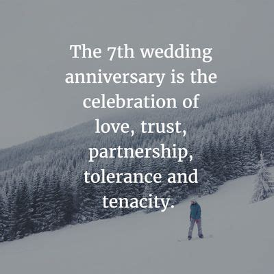 Wedding Anniversary Quotes 7 Years by Best 25 7 Year Anniversary Ideas On