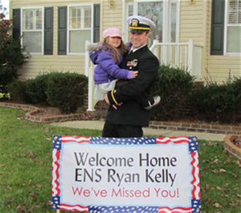 welcome home military decorations image gallery homecoming signs