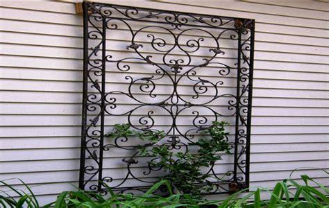 Garden Ideas Categories Wrought Iron Garden Benches Garden Wall Decor Wrought Iron