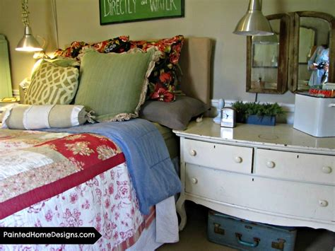 flea market bedroom flea market style bedroom shabby chic bedroom