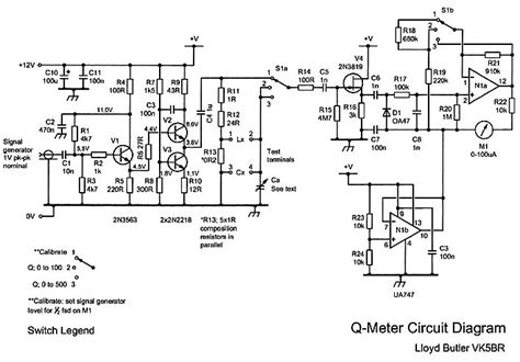 capacitance meter schematic diagram capacitance meter circuit diagram speed meter circuit diagram elsavadorla