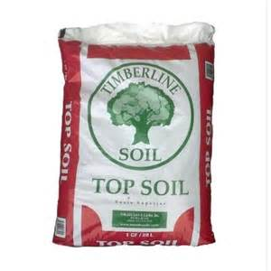 home depot garden soil timberline 1 cu ft top soil 50051562 the home depot