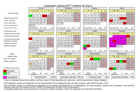 calendario irpf alava 2016 convenio colectivo de la madera 193 lava