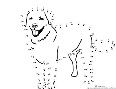 free printable dot to dot up to 10 fun stuff doggie web
