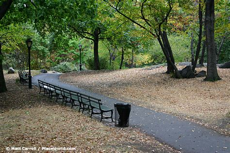 work bench new york photo central park new york