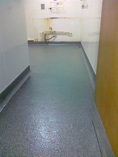 Recent Resin Flooring installation   Atec Flooring Solutions