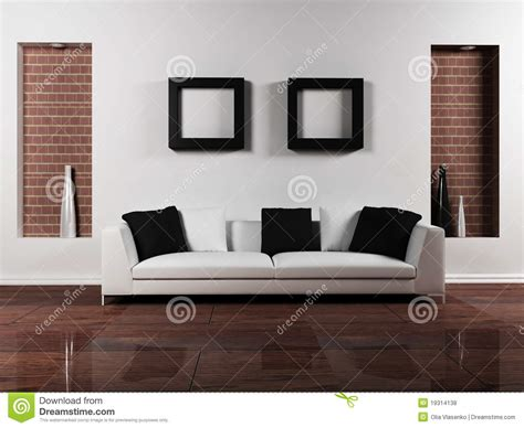design interior living modern modern interior design of living room royalty free stock