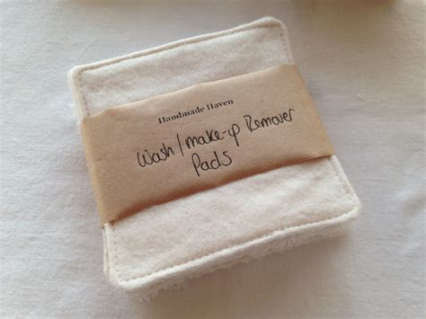 Voerin The Ultimate Make Up Remover Towel organic cotton reusable make up remover pads i some