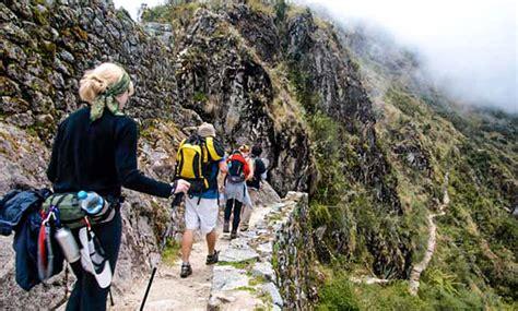 camino inca camino inca tradicional 4 d 237 as y 3 noches turismo de