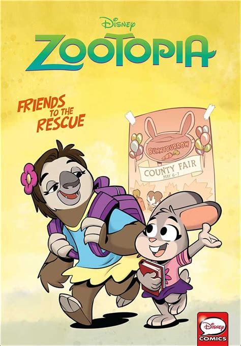 Zootopia Novel announces zootopia graphic novel major