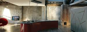 Modern Rustic Kitchen by Modern Rustic Kitchen By Alessi Digsdigs