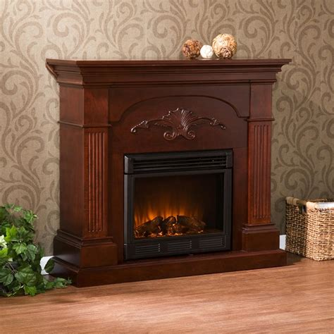 Sei Electric Fireplace by Sei Sicilian Harvest Electric Fireplace