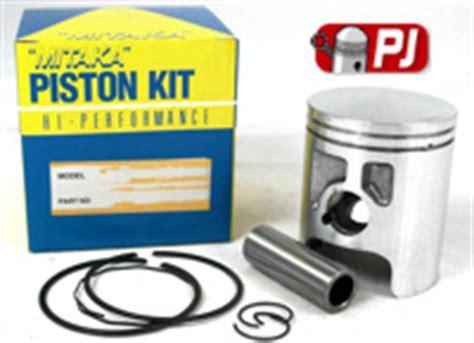 Piston Kawasaki Bosh Uk 50 p j motorcycle engineers ltd kawasaki kmx 125 engine parts