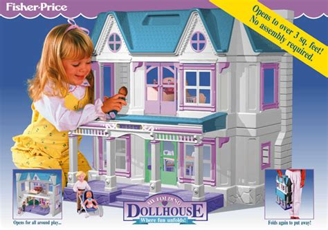 fisher price dolls house fisher price dollhouses