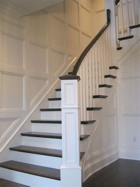 Box Stairs Design Stair With Box Newels Home Design Ideas Pictures Remodel And Decor