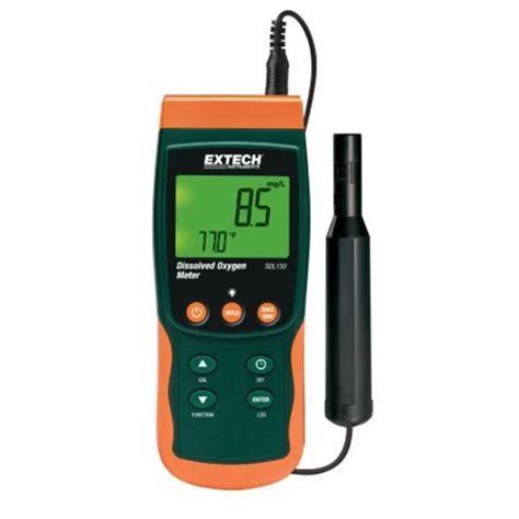 Jual Multimeter Extech extech sdl150 dissolved oxygen meter datalogger jual