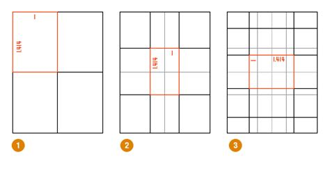 grid layout ratio five simple steps to designing grid systems part 1
