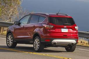 Honda Or Ford Which One Is Better 2017 Honda Cr V Vs 2017 Ford Escape Which Is Better
