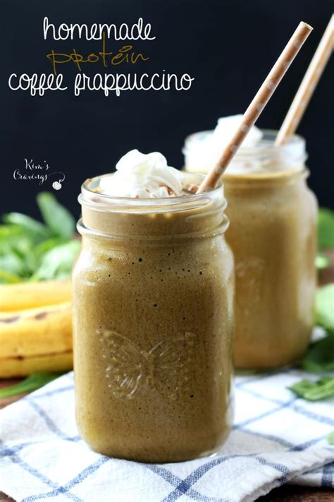Coffee Frappuccino protein coffee frappuccino s cravings