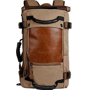 best canvas backpacks for men in 2018   travel gear zone