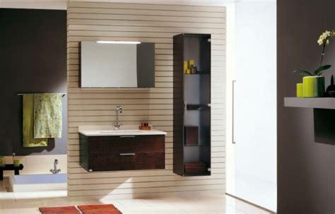 Attrayant Meuble Sous Lavabo Noir #6: Colonne-salle-bains-suspendue-bois-porte-verre-d%C3%A9poli.jpg