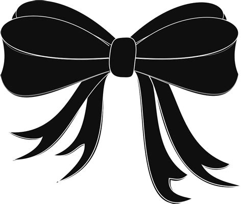 Dasi Gambar Gitar By Papillon image vectorielle gratuite noeud papillon black ruban