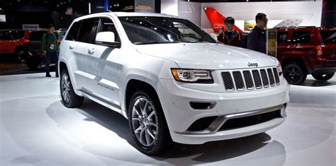 Luxury Jeep Jeep Grand Summit To Compete With German Luxury Suvs