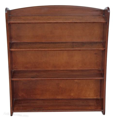 Antique Bookcase by Retro Teak Open Bookcase Remploy Antiques Atlas