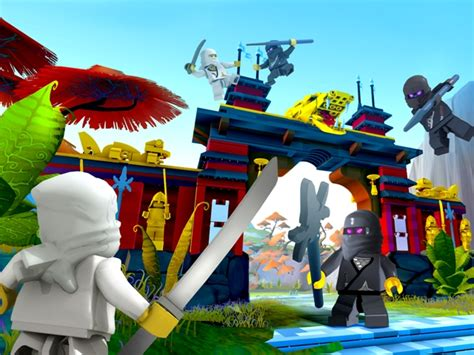 Lego Universe the lego universe by gazillion entertainment due in