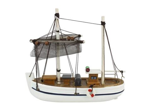 wholesale boats wooden fishing impossible model fishing boat 6 quot