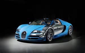 Bugatti Veyron Blue 2013 Blue Bugatti Veyron Grand Sport Vitesse Desktop