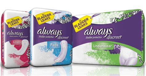 Cutter Backyard Fogger Request A Free Always Discreet Underwear Or Liners And