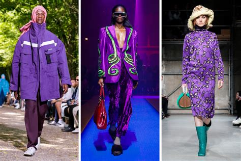 Fashion Find Purple Accessory For Fall 2006 by The Future Is Purple The New York Times