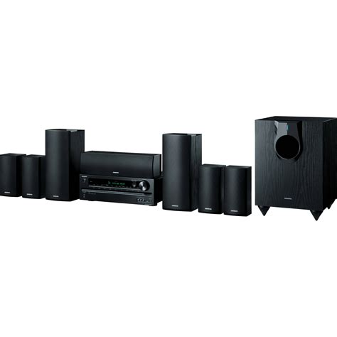 Home Theater Onkyo onkyo ht s5600 7 1 channel home theater receiver and ht s5600