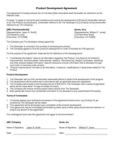 31 Sle Agreement Templates In Microsoft Word Clothing Terms And Conditions Template