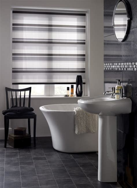 How To Fit A Roman Blind Product Spotlight Splash Letterbox Noir Roller Blind