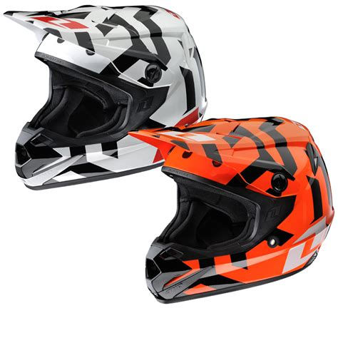 motocross helmets youth one industries youth atom labyrinth motocross helmet
