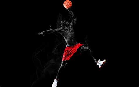 ilustracion de michael jordan baloncesto fondo de