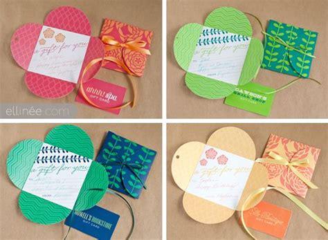 Printable Gift Card Envelopes - pinterest