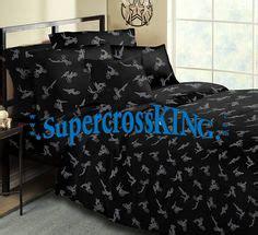 Fox Racing Bedding Set Fox Racing Bedding No Fear Mx Comforters No Fear Mx Bedding No Fear Motocross Bedding No