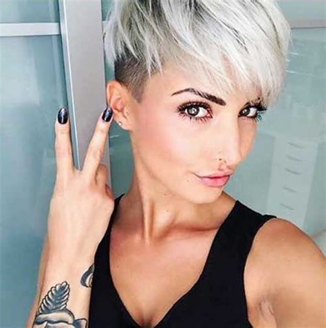 short pixie hairstyles 2017 30 pixie hairstyles you should try in 2017 the best