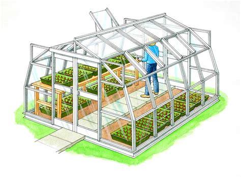 coltivare fiori in serra ortaggi in serra fai da te in giardino