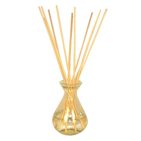 Apa Glass Diffuser M clear glass reed diffuser bottle 10 reeds aromatherapy