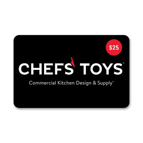 Chef Toys chefs toys gift cards