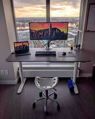 trending desk setup ideas   officechairistcom