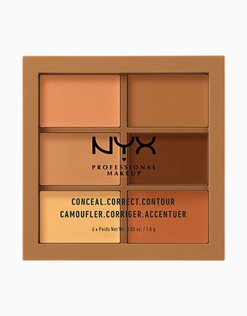 Nyx Corrector Palette concealer palette by nyx professional makeup products