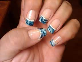 french tip nail art 365greetings com