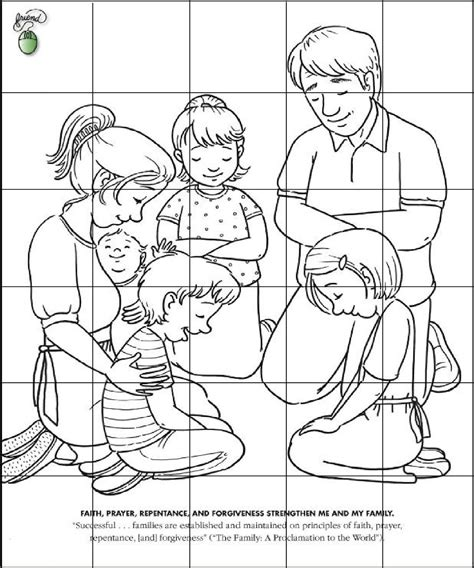 lds coloring pages blessings lds coloring pages prayer resume
