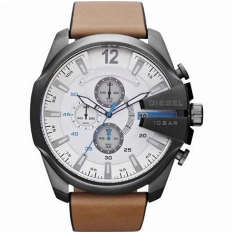 Diesel Dz 7127 White Needle Black relojes diesel reloj diesel hombre dz4280 price and stock